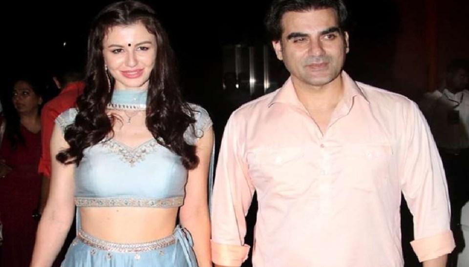 अर्जुन कपूर के लिए मलाइका ने तोड़ा रिश्ता तो अपने से 22 साल छोटी इस एक्ट्रेस के साथ रह रहे हैं अरबाज खान