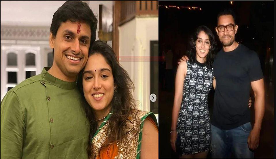 आमिर खान की बेटी को फिर हुआ प्यार, इस शख्स को कर रही हैं डेट