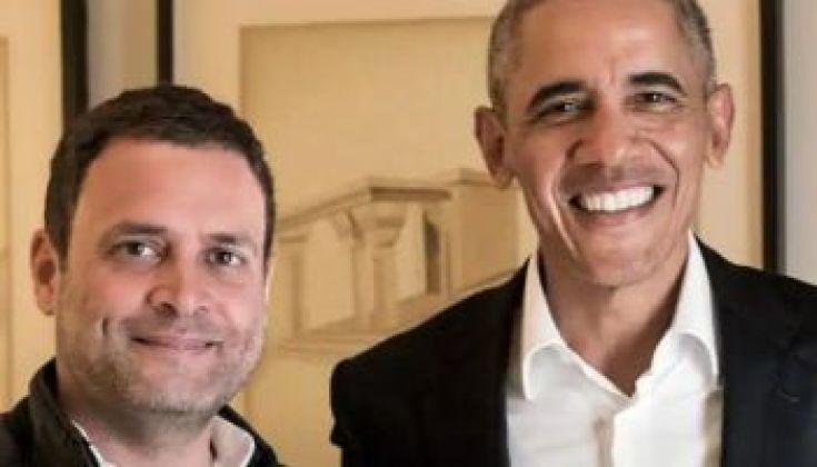 मनमोहन सिंह से राहुल गांधी को कोई खतरा नहीं था इसी वजह से सोनिया ने उन्हें प्रधानमंत्री बनाया: बराक ओबामा