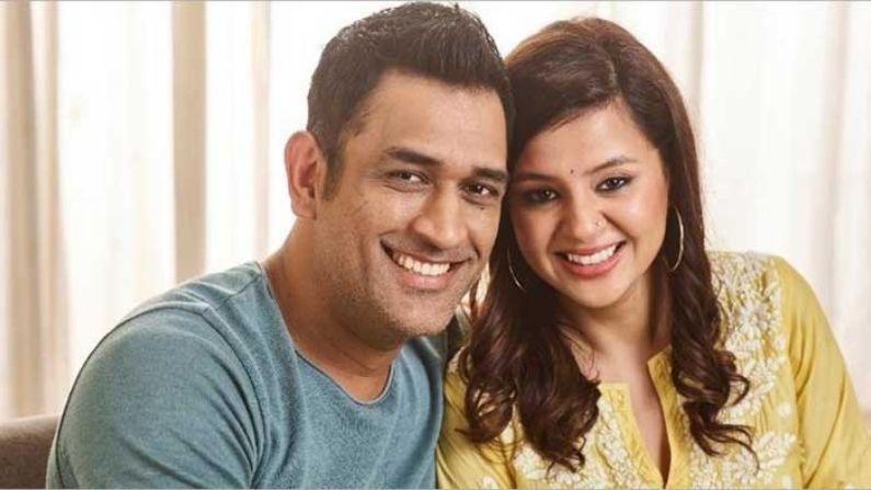 साक्षी ने बताया गुस्सा आने पर उनके साथ क्या करते हैं महेंद्र सिंह धोनी