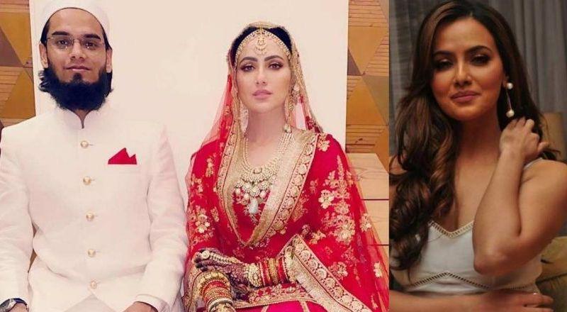 बॉलीवुड की चमकती दुनिया छोड़ कर कैसे बनी मज़हबी सना खान, कौन था Ex-बॉयफ्रेंड