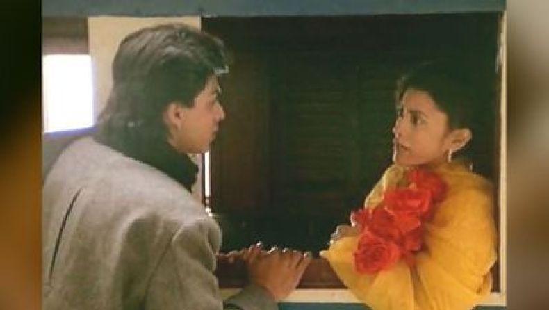 शाहरुख खान ने इस एक्ट्रेस के साथ सारे कपड़े उतार दिए थे इंटीमेट सीन, फिर हुआ कुछ ऐसा झेलनी पड़ी शर्मिंदगी