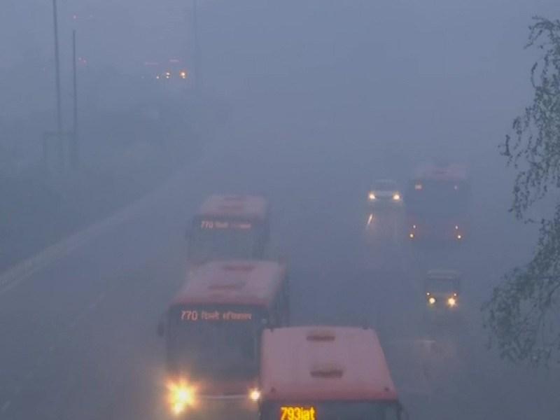 दिल्ली में 3 डिग्री सेल्सियस तक पहुंचा तापमान, उत्तर भारत में शीत लहर जारी, जानिए कैसा रहेगा कल मौसम का हाल