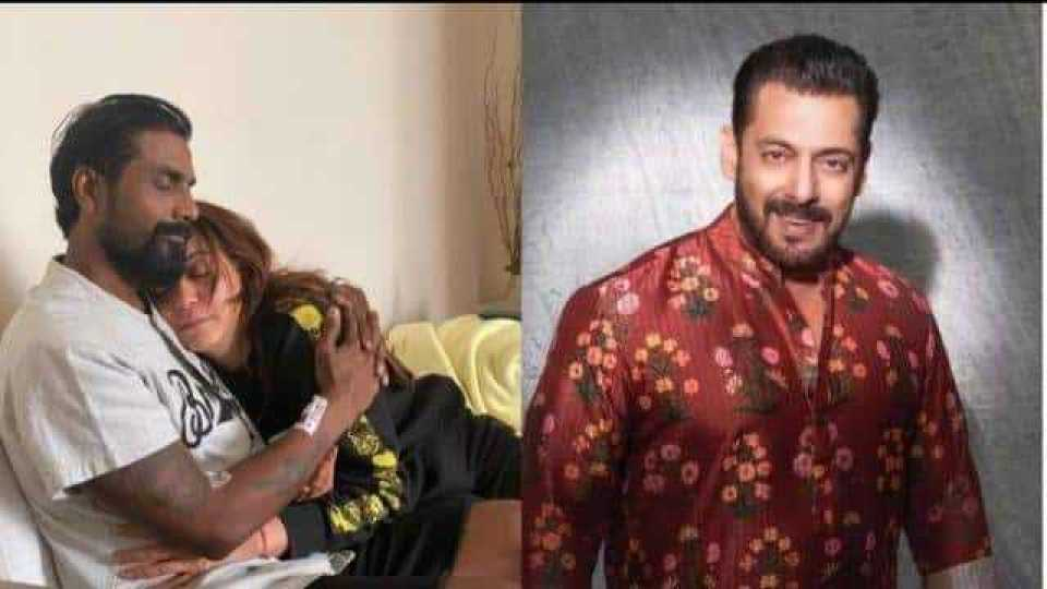 Salman Khan helped, Remo D'Souza's wife became emotional, gave Salman a new name ..