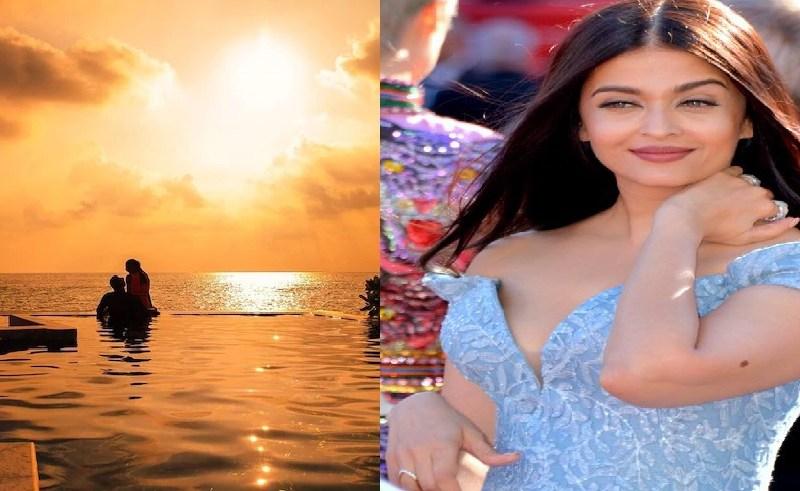 ऐश्वर्या के एक्स ब्वॉयफ्रेंड ने मालदीव से पत्नी संग रोमांटिक तस्वीरें की शेयर, देखें