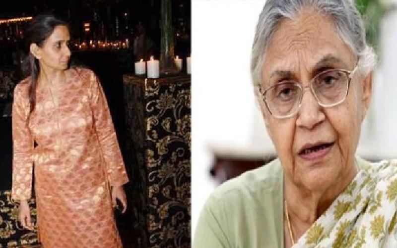 दिल्ली की पूर्व सीएम शिला दीक्षित की बेटी हुई लव जेहाद का शिकार, पति ने की जान से मारने की कोशिस