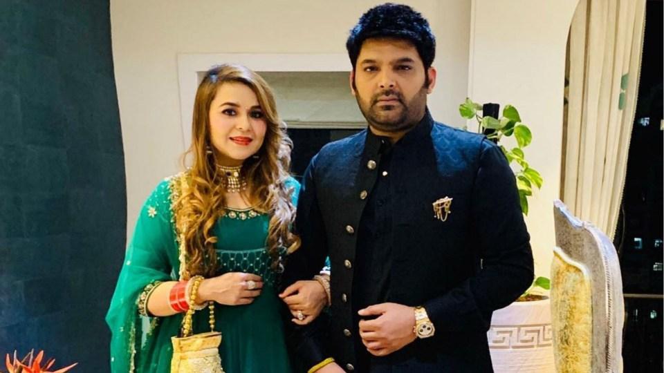 कपिल शर्मा ने की इतनी बड़ी गलती, बीवी से मांगनी पड़ी माफ़ी, हुए भावुक