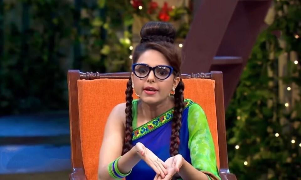 सुगंधा मिश्रा ने अब किया खुलासा इस कारण छोड़ा था कपिल शर्मा शो