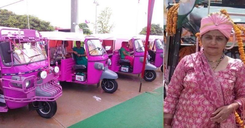 घर की आर्थिक स्थिति ठीक नहीं होने के चलते शुरु किया ऑटो चलाना, अब महिलाओं को देती हैं ट्रेनिंग
