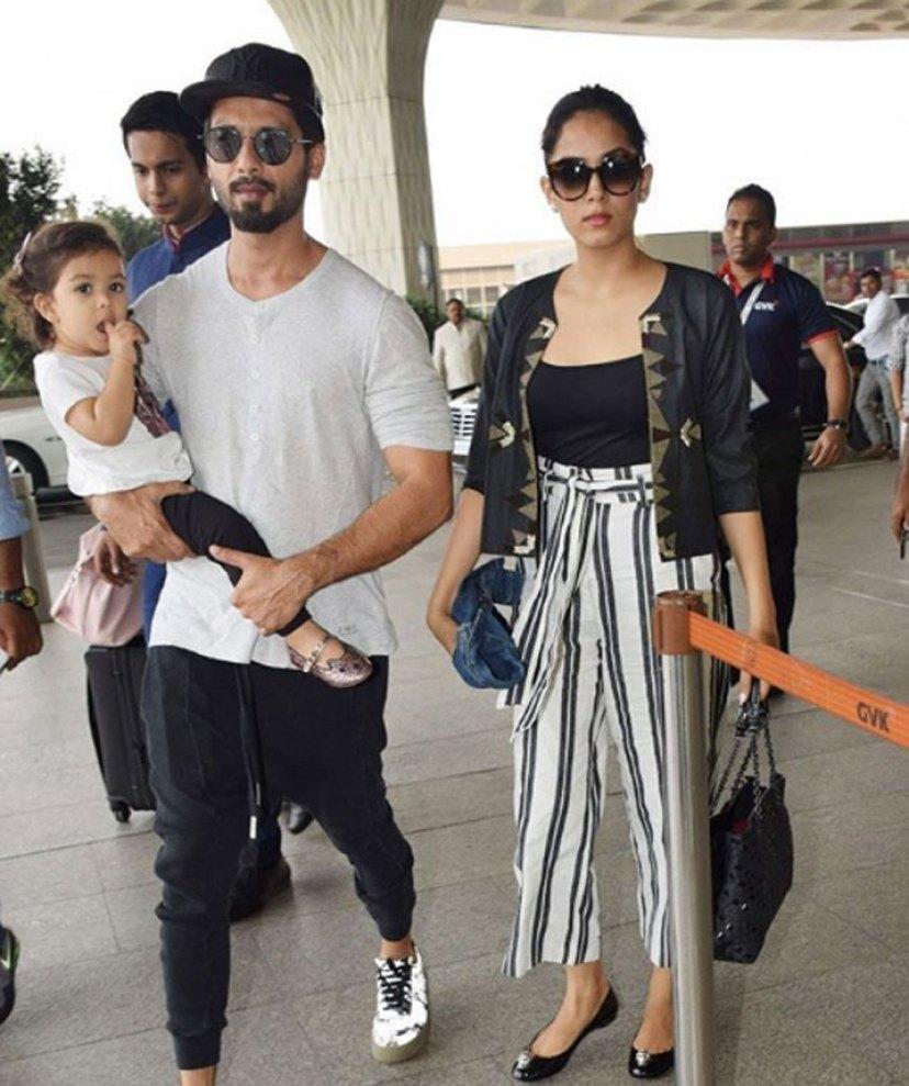 एक बार फिर पिता बनने वाले हैं अभिनेता शाहिद कपूर ! पत्नी ने किया खुलासा