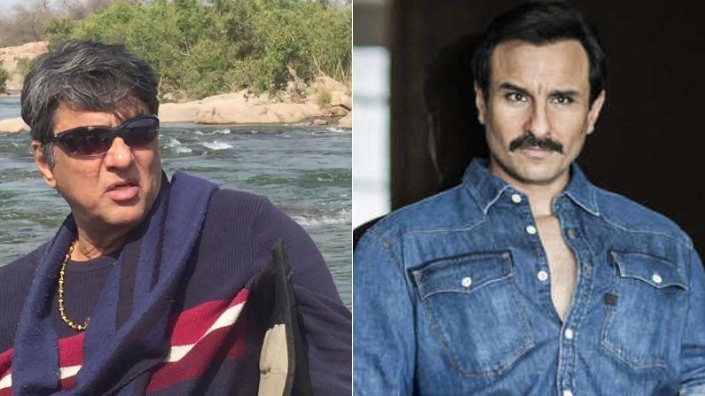 सैफअली खान के 'रावण वाले बयान पर' भड़के मुकेश खन्ना, बोले अपने धर्म के बारे में बोल कर दिखाओ