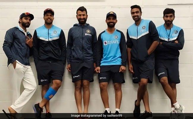 मेलबर्न में मिली जीत के बाद रोहित शर्मा ने भारतीय टीम के इस खिलाड़ी का बनाया मजाक