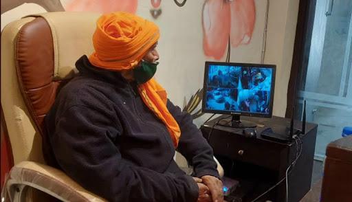 बाबा का ढाबा वाले बाबा ने खोला नया रेस्टोरेंट, यूट्यूबर गौरव वासन को किया आमंत्रित, देखे फ़ोटो