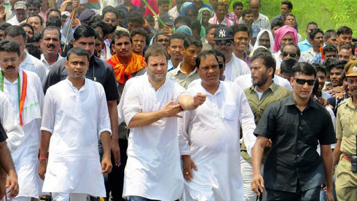 राहुल गाँधी का किसान आंदोलन के समर्थन में बड़ा बयान, कहा-बीजेपी वाले मोहन भागवत को भी आतंकी...