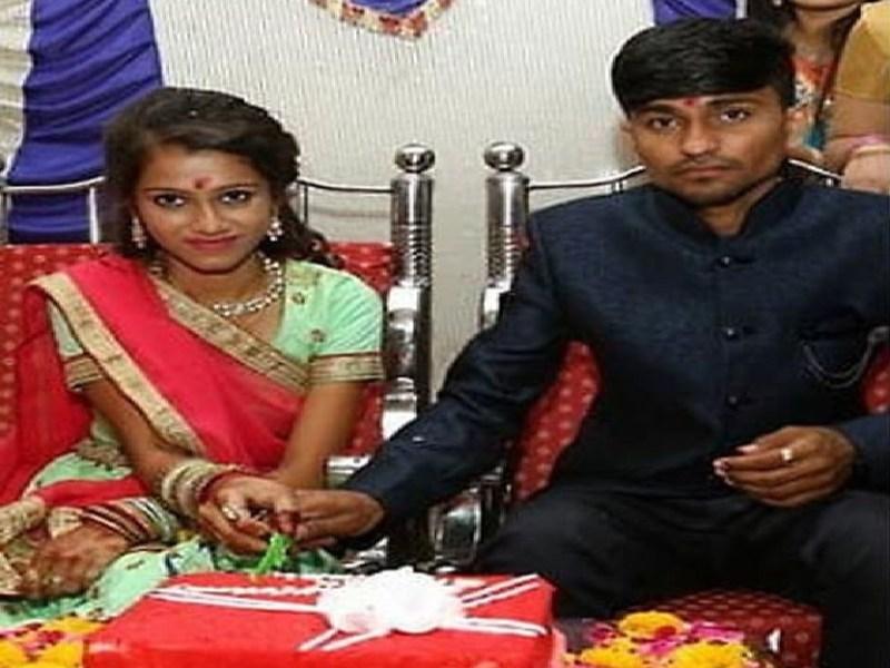 शादी के पहले विकलांग हुई पत्नी, पति ने कहा कुछ भी हो जाए शादी इसी से करूंगा
