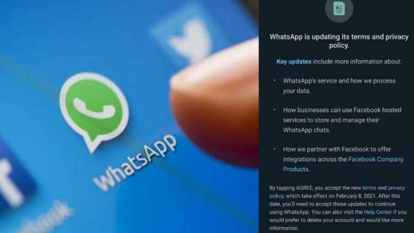 Whatsapp की नई पॉलिसी क्या है? जानिए Accept करना है या नहीं? 8 फरवरी को डिलीट हो जाएगा Account
