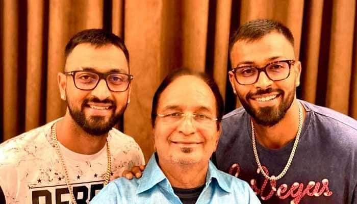 हार्दिक और क्रुणाल पांड्या के पिता का आज सुबह कार्डियक अरेस्ट के कारण निधन, टीम छोड़ लौटे घर
