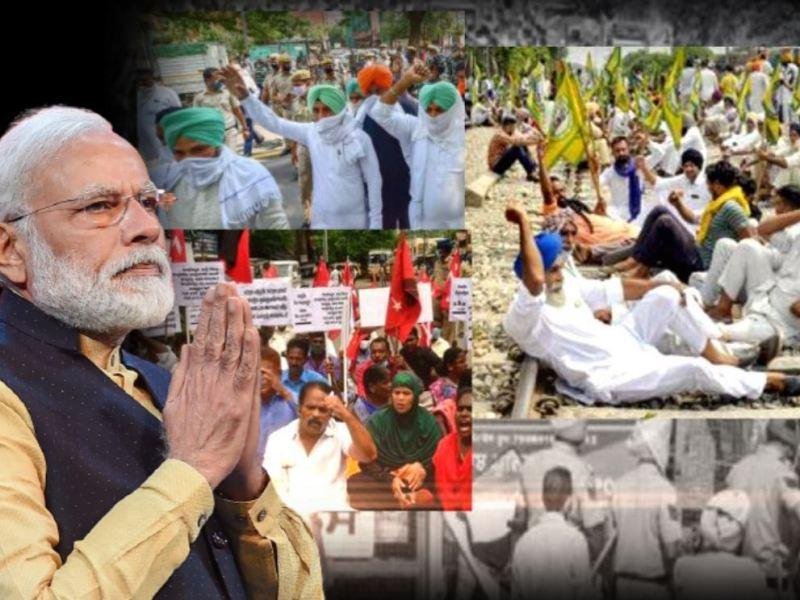 किसान आंदोलन पर बोले ब्रिटिश सांसद, प्रधानमंत्री मोदी को चेताया
