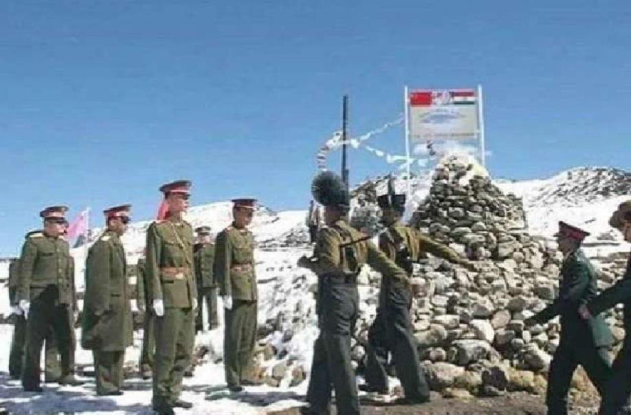 नाकुला में चीनी सेना ने की घुसपैठ, भारतीय सेना ने 20 सैनिको को किया धराशाई