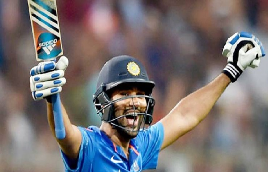 Coach Rohit Sharma was not happy even after scoring 264 runs, hitman was reprimanded in the dressing room