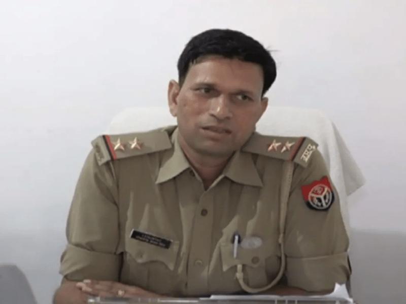 कानपुर: 2 साल से चोरी की गाड़ी चला रहे थे थानेदार, बिकरू कांड में हुए थे घायल