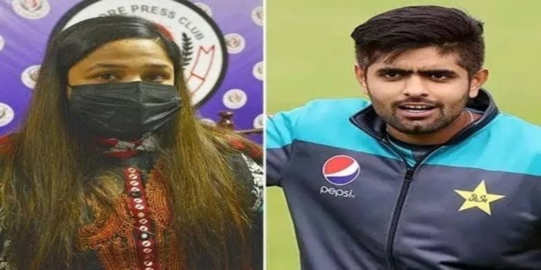 पाकिस्तानी खिलाड़ी बाबर आजम पर महिला ने लगाया यौन शोषण का आरोप