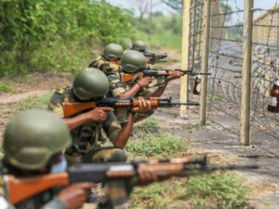 पाकिस्तानी सेना ने फिर तोड़ा सीजफायर, सूबेदार रविंद्र हुए शहीद