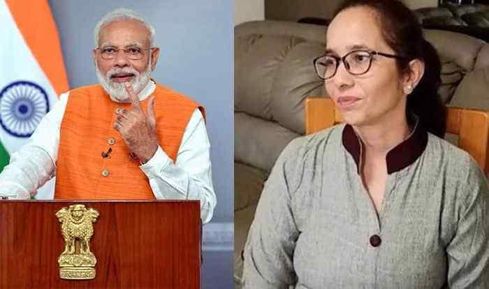 प्रधानमंत्री की भतीजी ने अहमदाबाद में चुनाव लड़ने के लिए माँगा भाजपा से टिकट