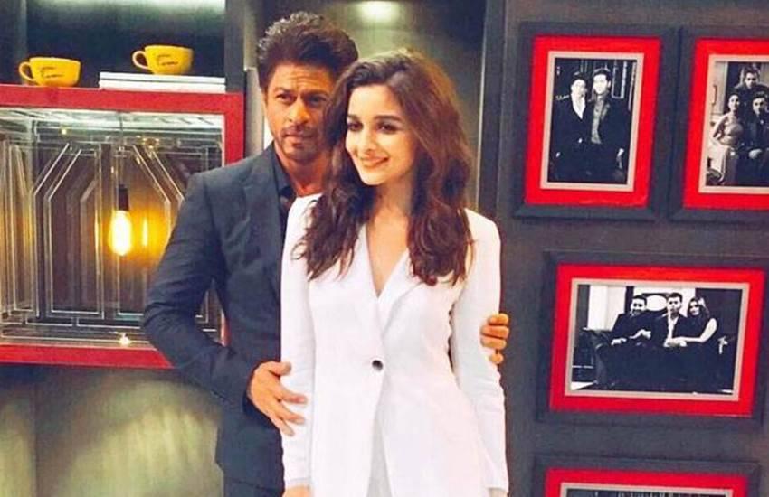 शाहरुख खान ने अपने बेटी के बॉयफ्रेंड को दी धमकी, Kiss किया तो होठ काट दूंगा