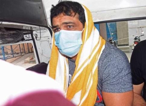लॉकअप में रोते नजर आया सुशील कुमार, मामूली लेनदेन ने बना दिया ओलंपिक मेडलिस्ट से अपराधी