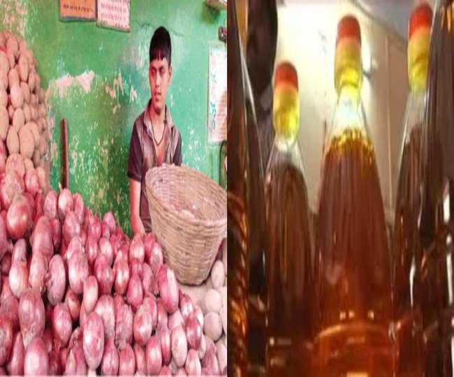 Onion And Mustard Oil Price: सरसों तेल में आई भारी गिरावट तो अब प्याज ने रुलाया, जानिए क्या हैं नये दाम