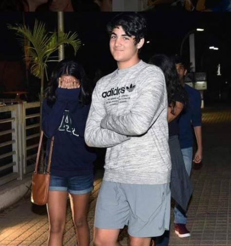 16 साल की उम्र में अक्षय कुमार से आगे निकला उनका बेटा आरव, माँ ट्विंकल खन्ना हैं काफी खुश