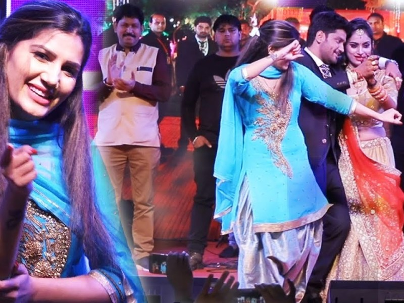 उदयपुर में एक शादी में सपना चौधरी ने लगाई ऐसे ठुमके, खुद को रोक नहीं सकी दुल्हन, देखें वीडियो