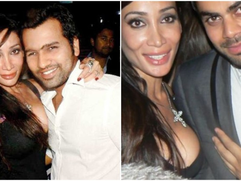 बॉलीवुड एक्ट्रेस सोफिया हयात ने रोहित शर्मा और विराट कोहली को लेकर किया अश्लील खुलासा, देखें सभी ट्वीट