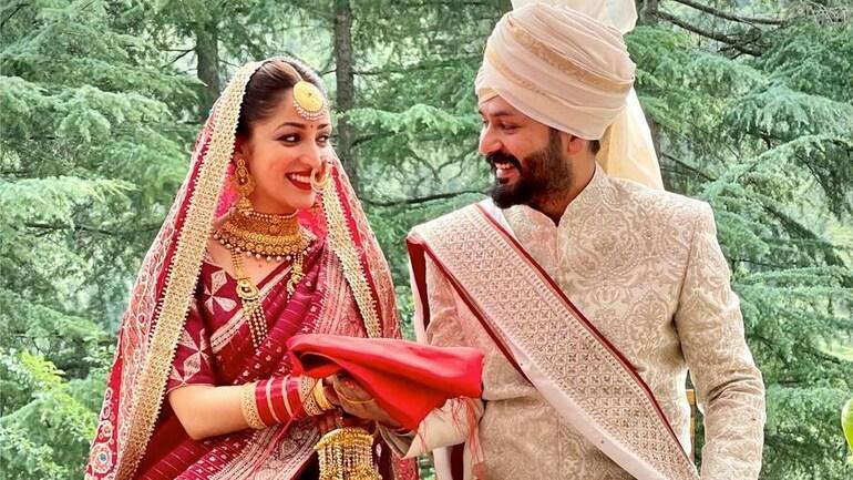 यामी गौतम ने गुपचुप तरीके से रचाई शादी, देखें इस सीक्रेट मैरिज की पहली तस्वीर
