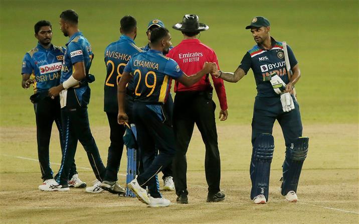 Sl Vs Ind: श्रीलंका के खिलाफ सीरीज जीतने के बाद शिखर धवन ने इस खिलाड़ी को दिया इसका पूरा-पूरा श्रेय