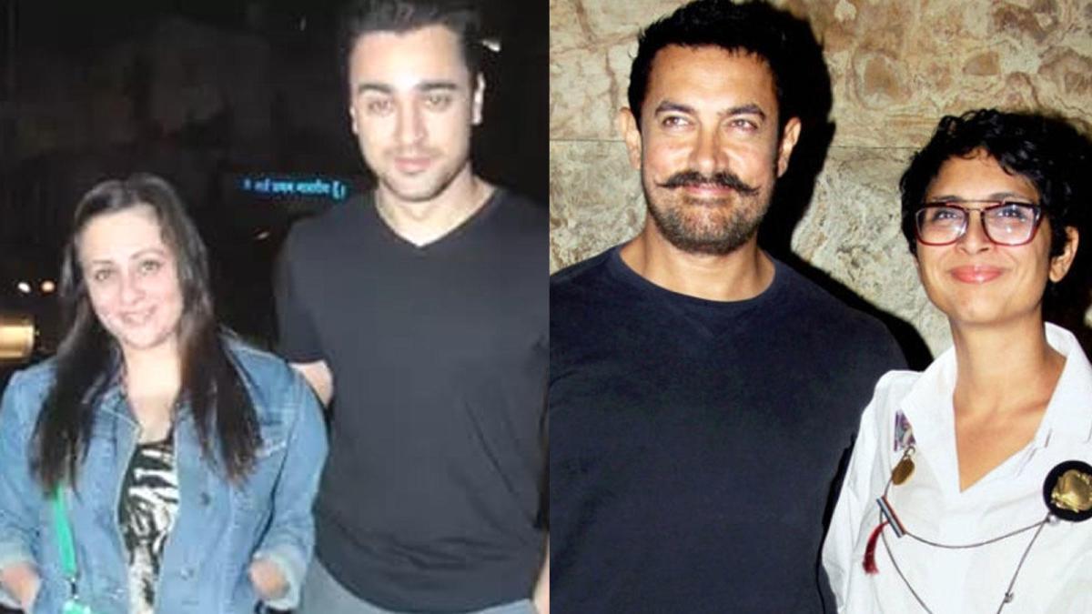 आमिर खान और किरण राव के तलाक पर आया भांजे इमरान खान की पत्नी का रिएक्शन