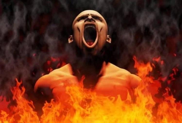 मौत के बाद जिंदा हुए शख्स ने बताया कैसा था नरक, राक्षसों ने किया ऐसा सलूक
