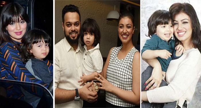 खूबसूरती और क्यूटनेस में तैमूर अली खान को भी टक्कर दे रहा आयशा टाकिया का बेटा मिकाइल, देखें तस्वीरें