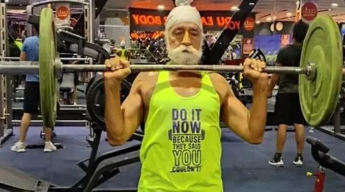 फिटनेस के मामले में 76 साल के तृप्त सिंह ने युवाओं को दी टक्कर, जीत चुके हैं गोल्ड