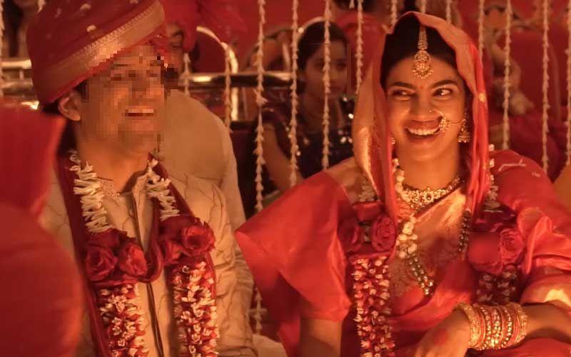 प्रियंका चोपड़ा की शादी की ये फोटो हुई वायरल, तस्वीर में पति निक नहीं बल्कि दिखा ये दूसरा दूल्हा