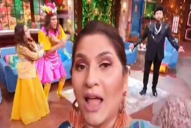 द कपिल शर्मा शो में कृष्ण ने नेहा कक्कड़ के रोने का उड़ाया मजाक, सिंगर ने गुस्से में कहा...