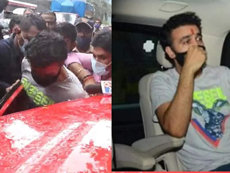 2 महीने बाद रोते हुए जेल से घर पहुंचे राज कुंद्रा तो शिल्पा शेट्टी ने ट्रोल करने वालों को दिया ये जवाब