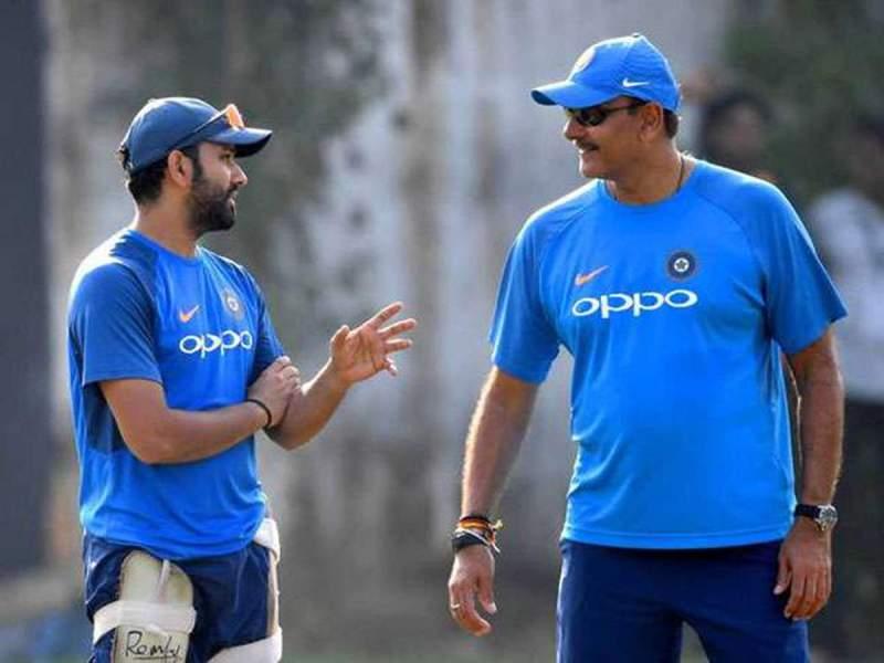टी20 विश्व कप में रोहित शर्मा होंगे विराट कोहली की जगह भारतीय टीम के कप्तान, कोच रवि शास्त्री ने कही ये बात