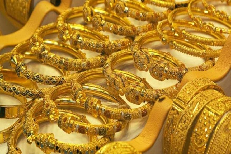 Gold Price: नवरात्रि में गिरे सोने के भाव, अब मात्र इतने में मिल रहा है 1 तोला गोल्ड