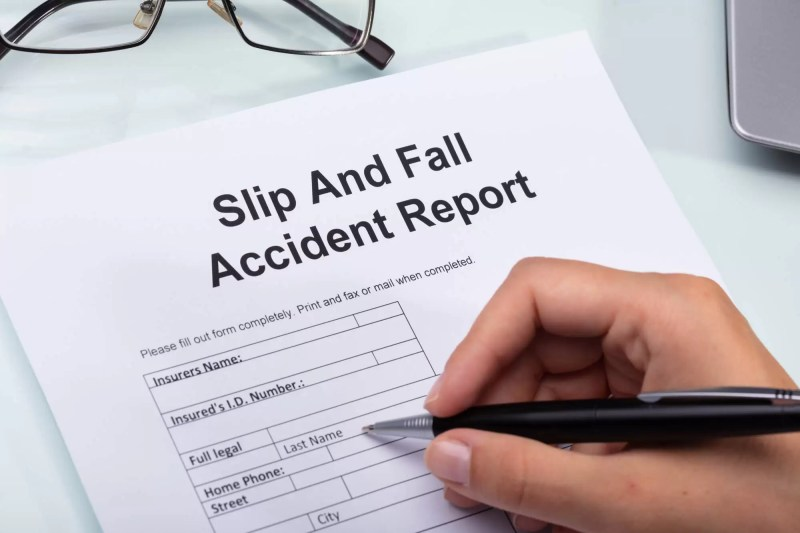 Las Vegas Slip and Fall Accident Lawyer