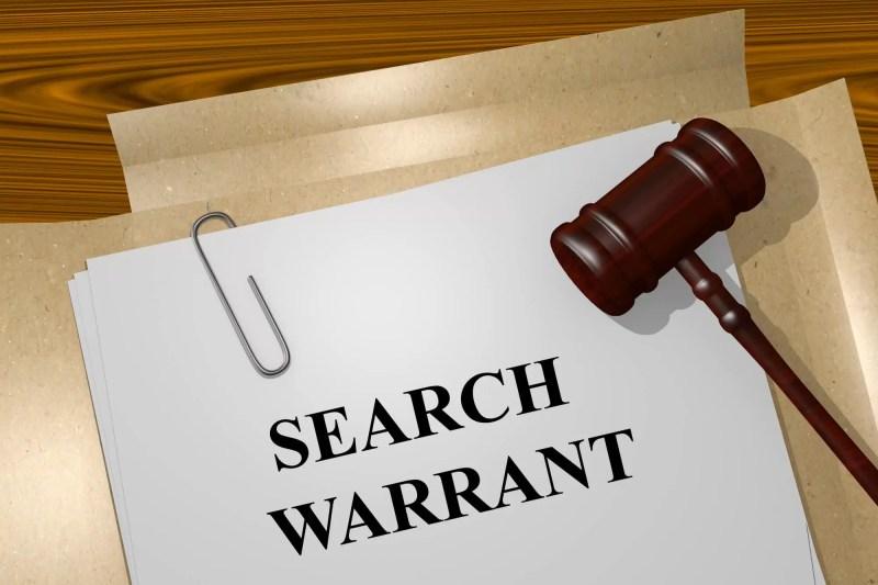 Las Vegas Warrant Lawyer