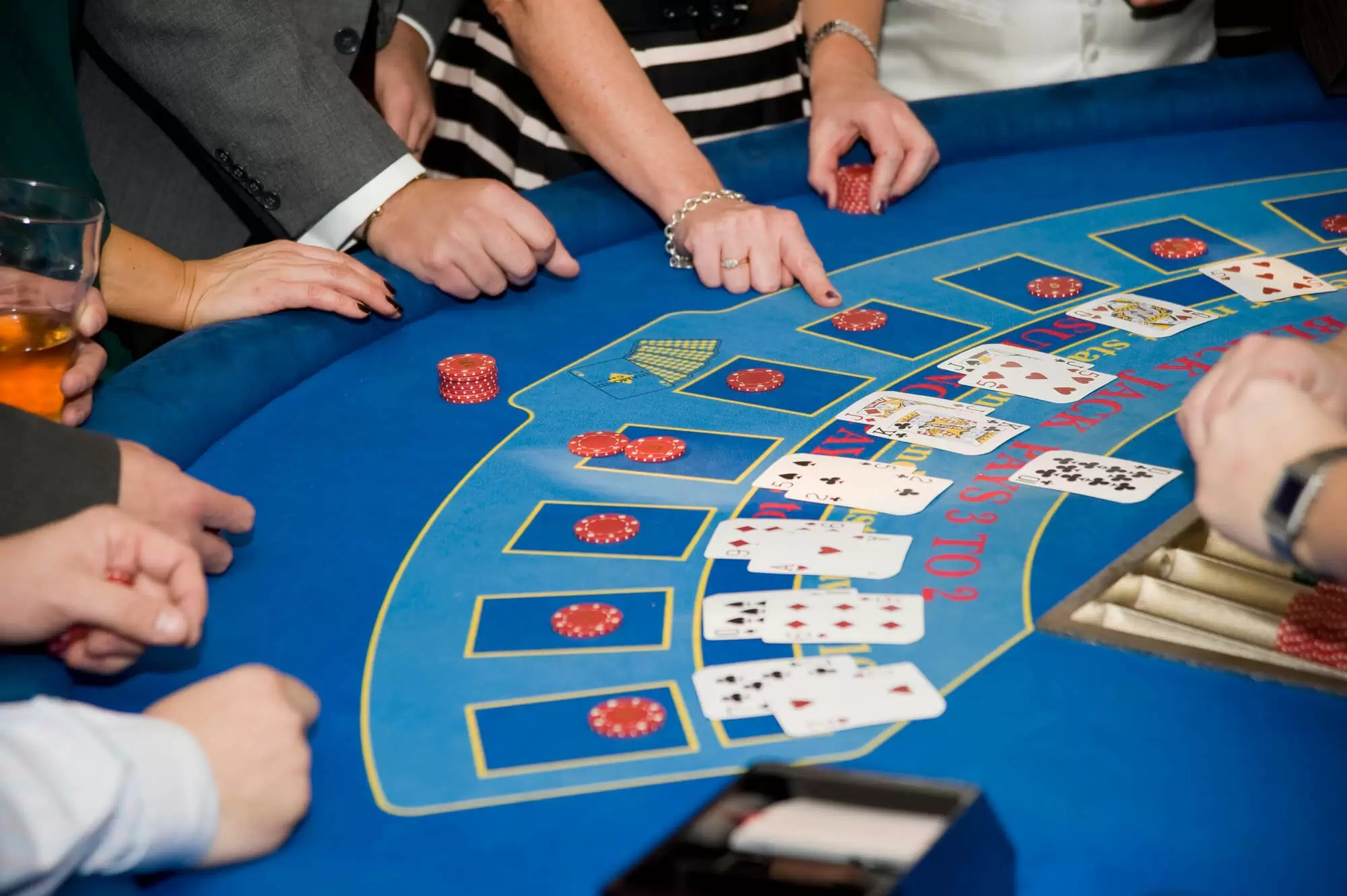 Treatment For Problem Gamblers Charged With a Crime, Instead of Jail or Prison