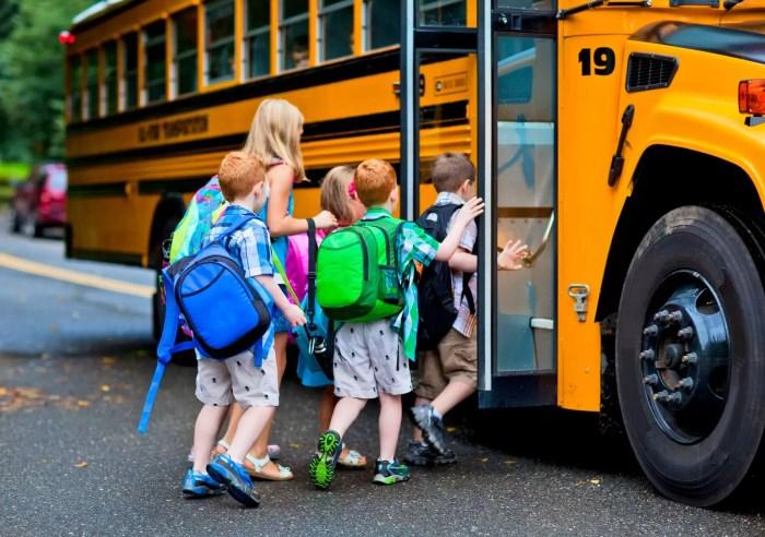 School Bus Accident In Nevada