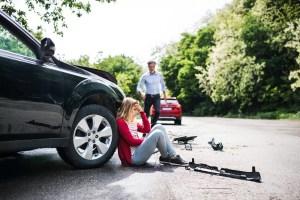 Effects of Car Crash on Human Body
